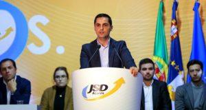 """JSD/Açores. Flávio Soares garante que os jovens açorianos podem contar com a estrutura para """"uma nova esperança"""""""