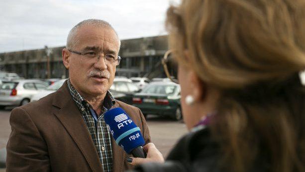 """""""Linha Lilás retomará com obras do Porto das Pipas"""", afirma António Toste Parreira"""