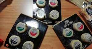 Uniqueijo apresenta novo produto – pack com quatro queijos de diferentes curas pretende conquistar o mercado (c/áudio)