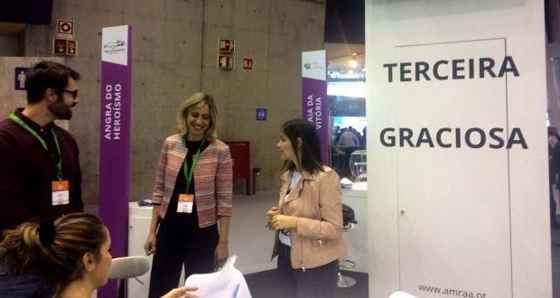Presença dos Açores na BTL valoriza a importância da consolidação do mercado nacional, afirma Marta Guerreiro