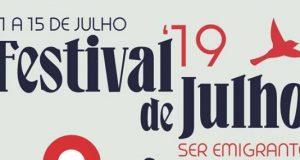 """Sob o tema """"Ser Emigrante"""" começa esta quinta-feira o Festival de Julho 2019, na Calheta"""