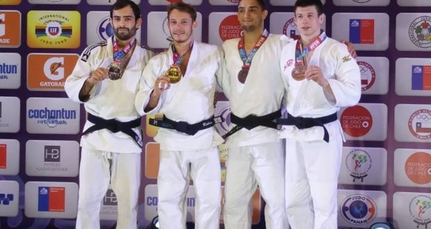 André Soares sagra-se Vice-campeão de Copa Americana