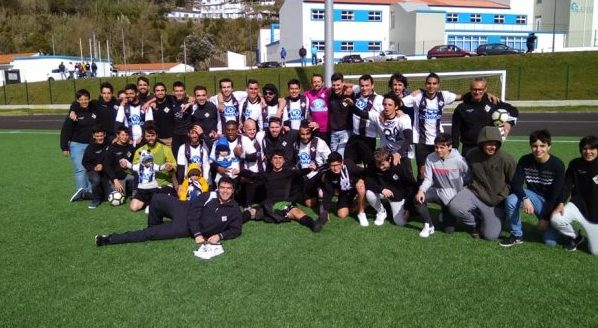Grupo Desportivo Velense sagra-se Tricampeão da Ilha de São Jorge com goleada (c/áudio)