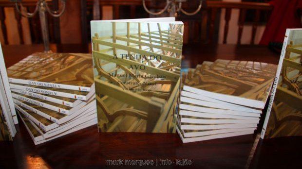 """""""A Tenda do Avô"""" – Artur Cabeceiras homenageia de forma sentida o seu avô Manuel Maria Gambão, Construtor Naval (c/áudio)"""
