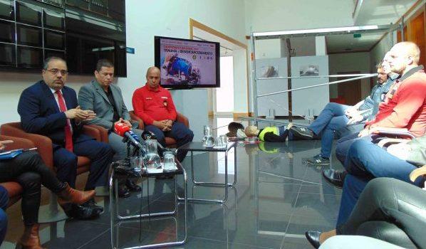 Campeonato Nacional de Trauma e de Desencarceramento traz prestígio aos Açores, afirma Rui Luís