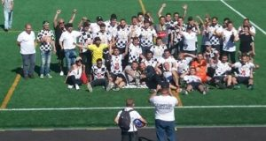 Boavista Club da Ribeirinha sagra-se campeão da AFAH e sobe ao Campeonato dos Açores (c/áudio)