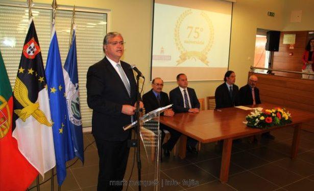 """75 anos da Finisterra são motivo de """"confiança e esperança no futuro"""", diz Vasco Cordeiro (c/áudio)"""