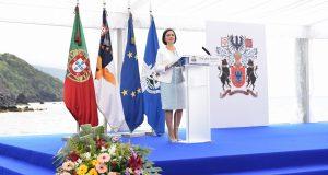 """Em dia que Ana Luís considerou ser de festa, o tema """"abstenção"""" esteve no centro do discurso da Presidente do parlamento açoriano"""