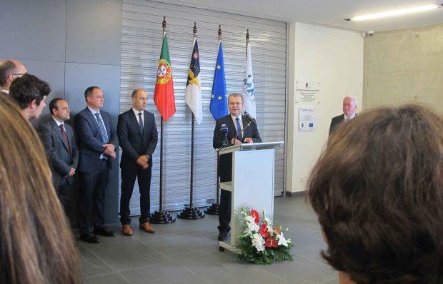 Nova Escola da Calheta foi inaugurada esta sexta-feira