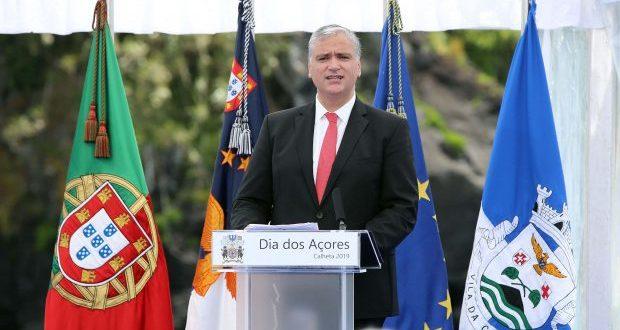"""Dia da Região celebrou-se em São Jorge – Vasco Cordeiro anuncia duas novas medidas e propõe """"Contrato de Cidadania"""" para combater a abstenção (c/áudio)"""
