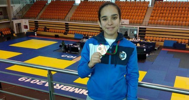 Resultados da judoca jorgense Laura Góis e do trabalho desenvolvido pelo JCSJ em destaque no parlamento açoriano (c/áudio)