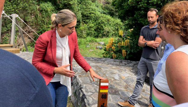 Trilhos dos Açores com Plano de Rápida Intervenção e Socorro – São Jorge conta com abrangência de 90%