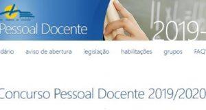 Lista de colocações dos candidatos à contratação de pessoal docente a termo resolutivo já está disponível