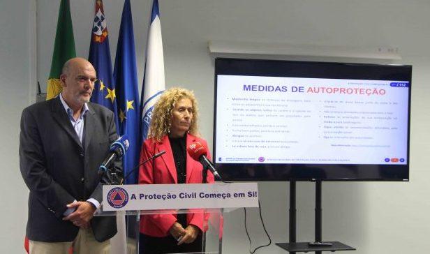 Governo Regional prepara as medidas necessárias para enfrentar furacão Lorenzo