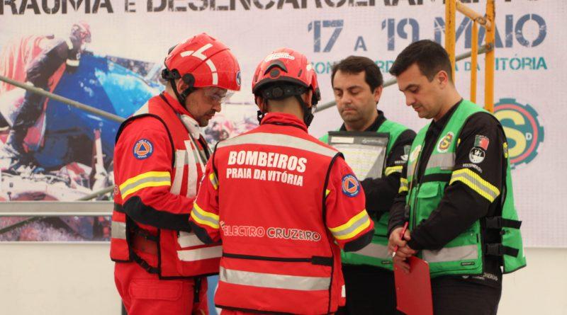Resultados alcançados no Campeonato Mundial de Trauma demonstram qualidade dos bombeiros dos Açores, afirma Secretária Regional de Saúde