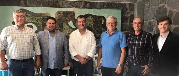 Subcomissão de certificação da AFAH reúne com Câmaras Municipais em São Jorge – Processo de Certificação em cima da mesa