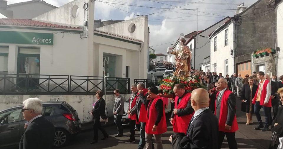 Dia Maior do Concelho da Calheta assinalou-se esta segunda-feira com festa da Padroeira Santa Catarina (c/áudio)