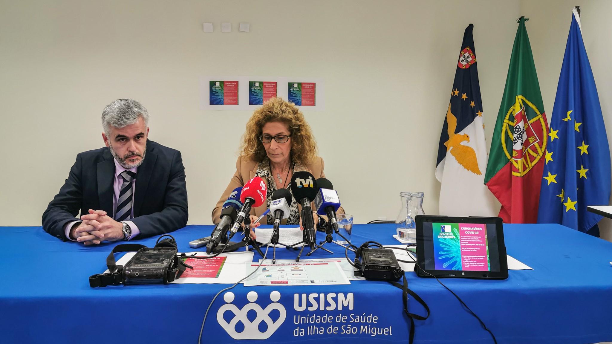 Capacidade do Serviço Regional de Saúde para lidar com COVID-19 foi reforçada, afirma Teresa Machado Luciano