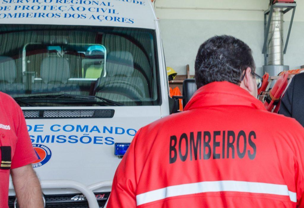 Bombeiros da Graciosa e Velas impedidos de sair do Corvo após 46 dias de serviço
