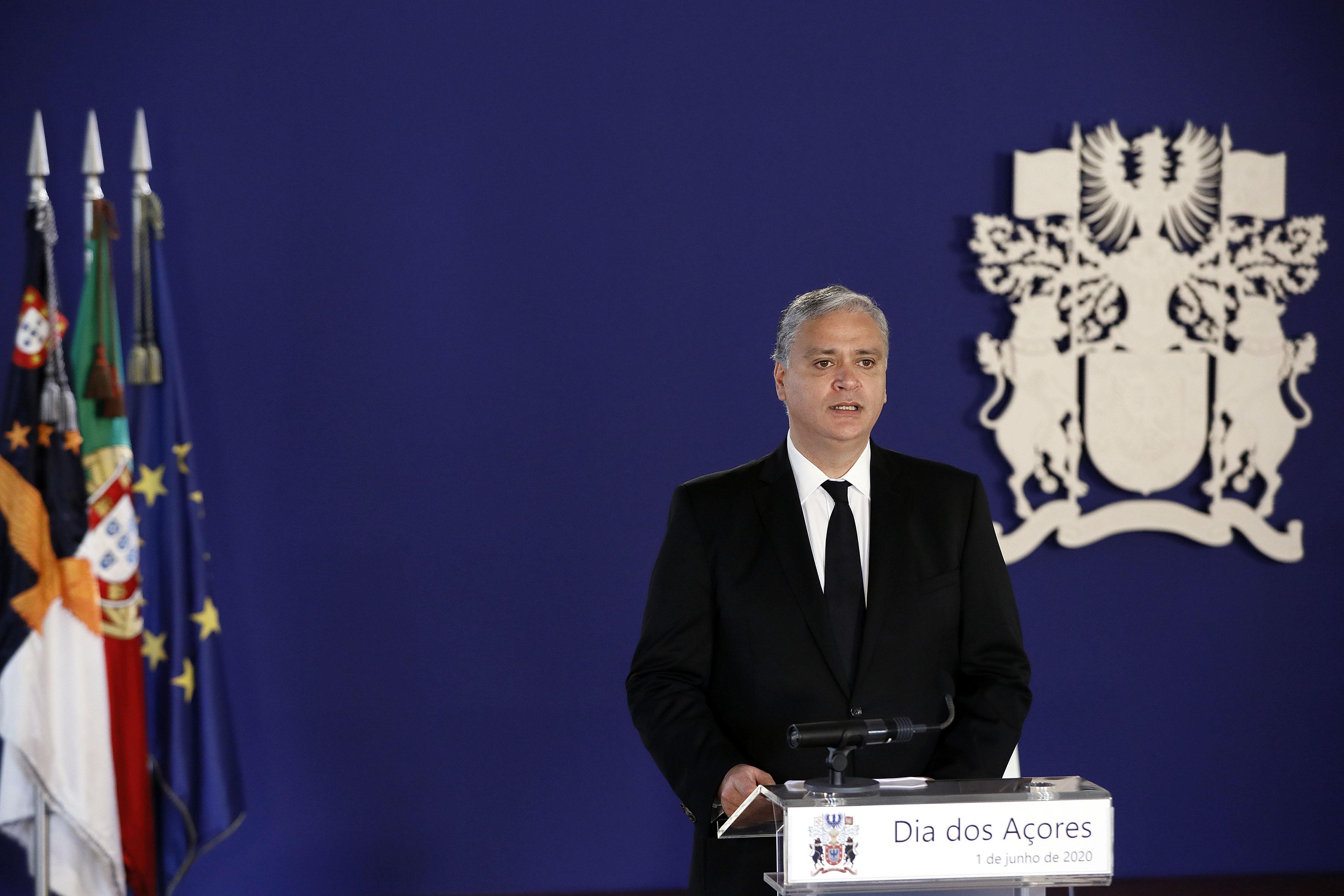 XII Governo Regional entra em gestão corrente