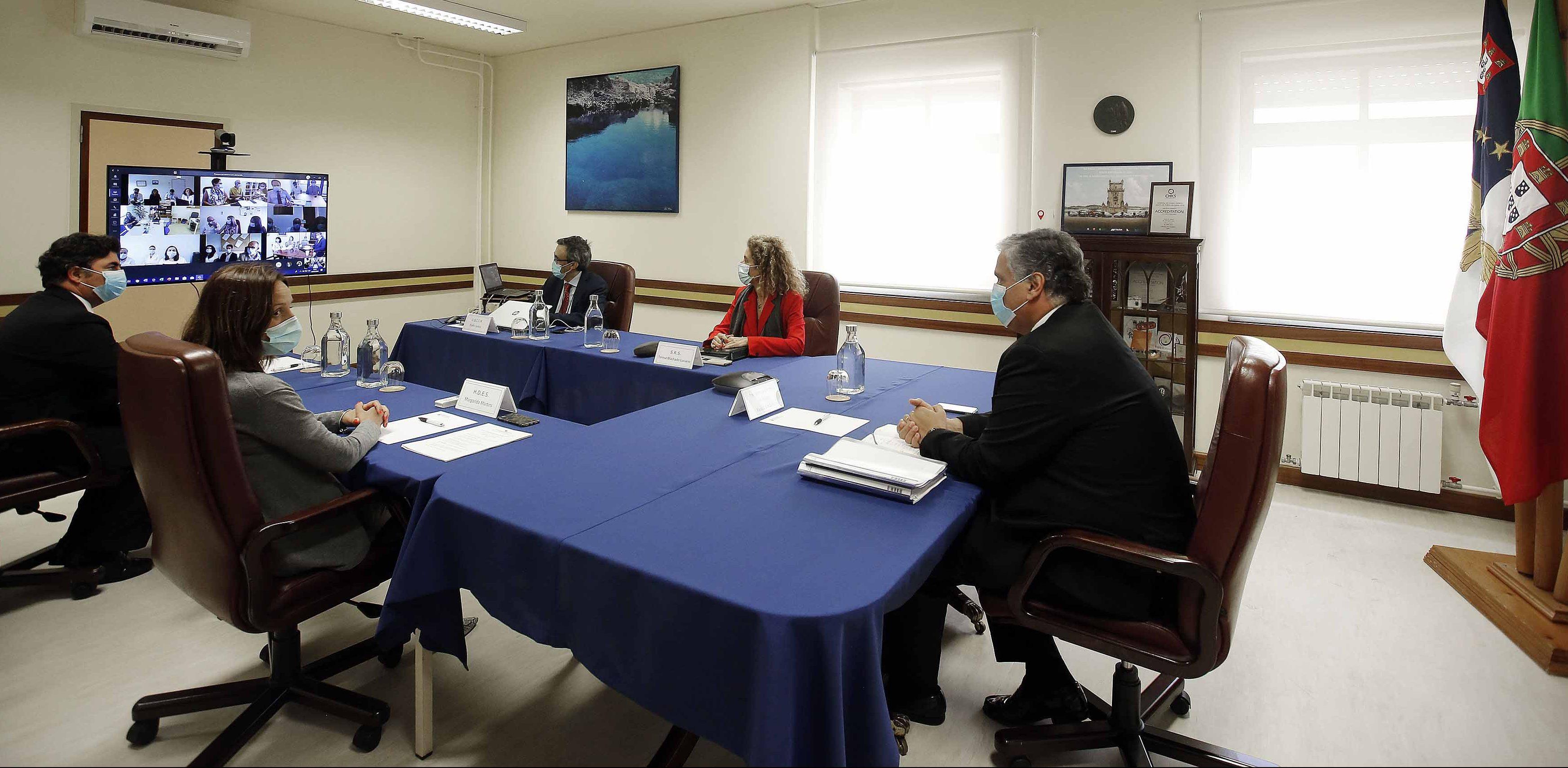 Serviço Regional de Saúde com reforço de 95 milhões de euros, anuncia Vasco Cordeiro