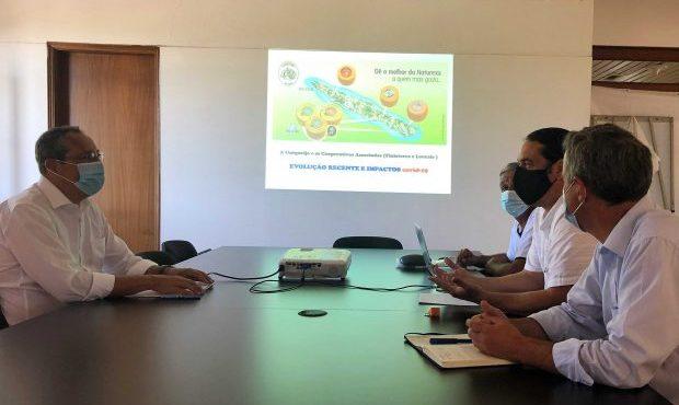 Setor cooperativo na ilha de São Jorge está no bom caminho, afirma João Ponte