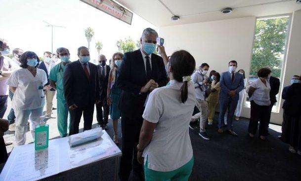 Vasco Cordeiro inaugura remodelação da Urgência e Hospital de Dia do Hospital da Horta