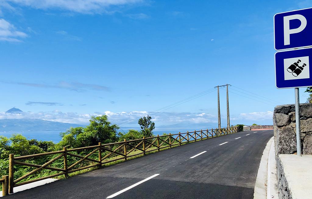 Caminho das Areias, na freguesia de Santo Amaro, já foi inaugurado (c/áudio)