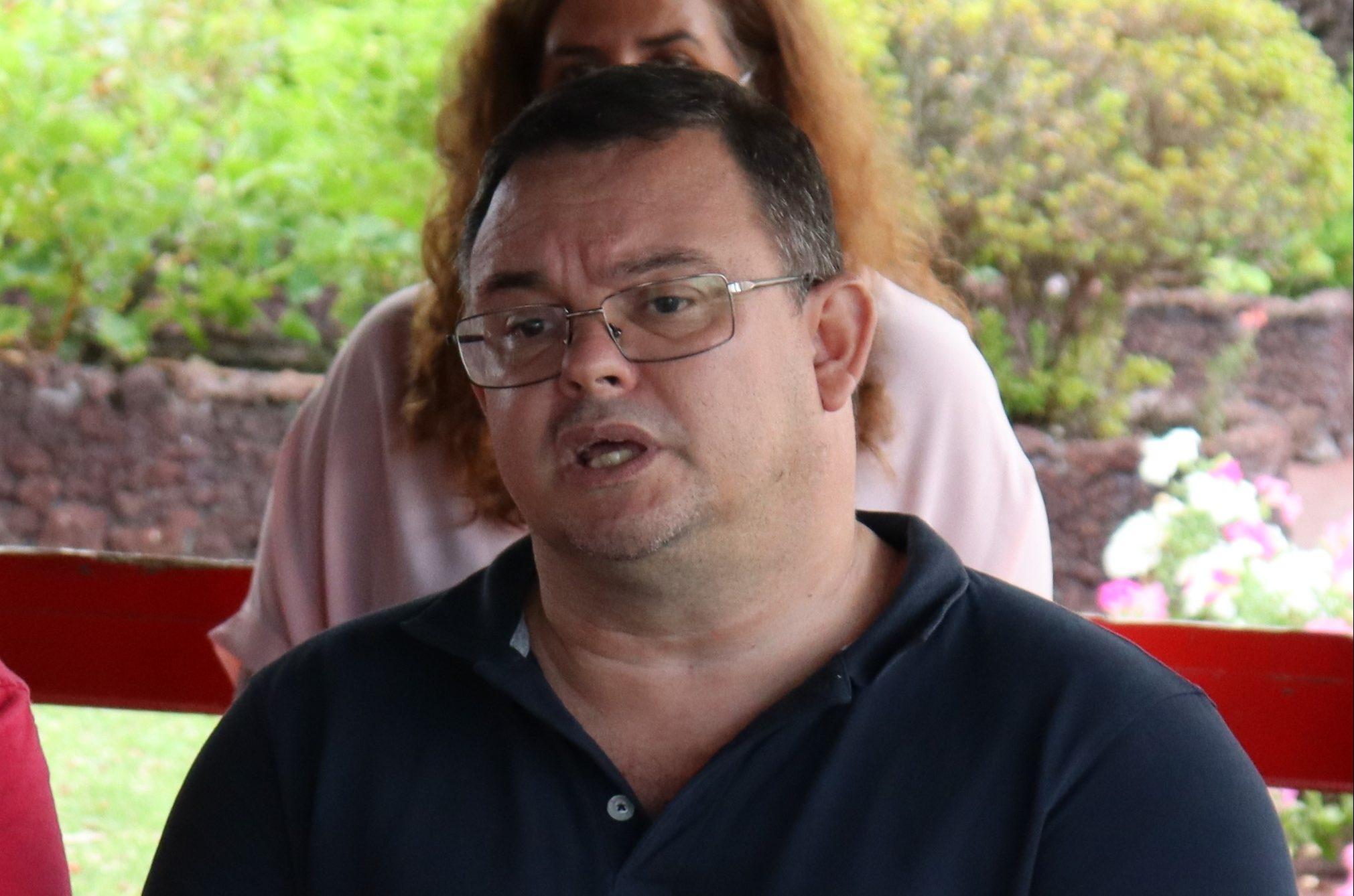 Pedro Pessanha é o cabeça de lista da CDU por São Jorge às Eleições Legislativas Regionais