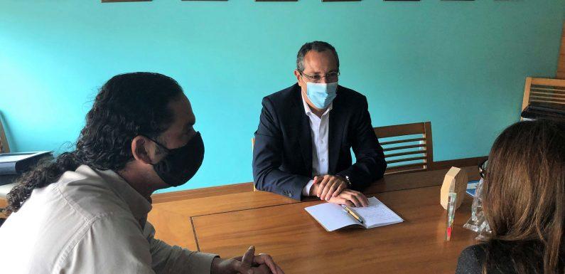 Setor leiteiro em São Jorge deve continuar a merecer toda a atenção do Governo dos Açores, afirma João Ponte