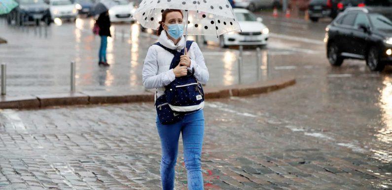 Governo dos Açores regulamenta uso obrigatório de máscara em espaços e vias públicas