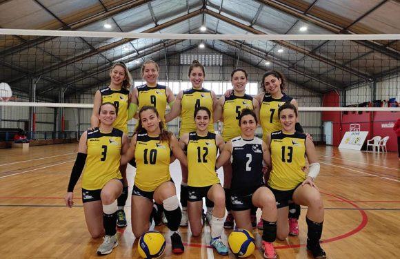 Campeonato Nacional de Voleibol – CDET vence em Santa Maria
