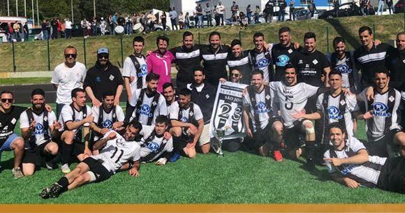 Grupo Desportivo Velense sagrou-se Campeão da Ilha de São Jorge