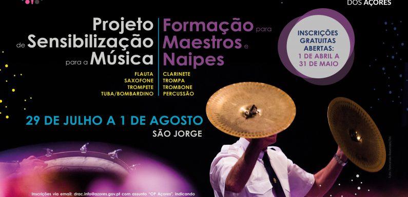 Orçamento Participativo dos Açores promove formação musical em São Jorge