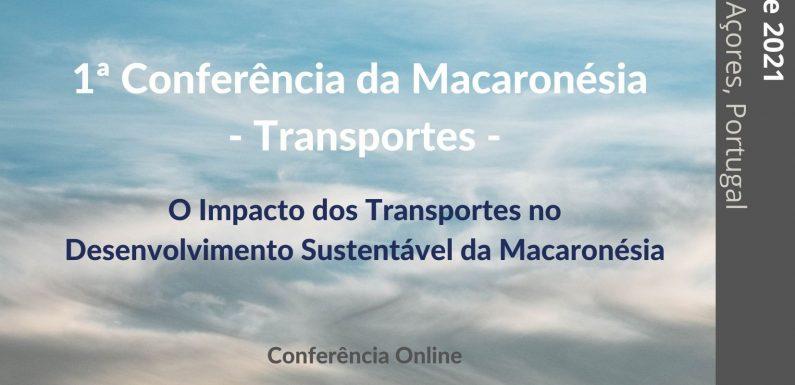 Governo dos Açores organiza Conferência da Macaronésia dedicada aos Transportes