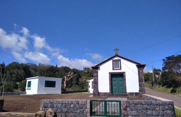 Inauguração das Obras de Requalificação na Ermida de São Pedro, Vila do Topo