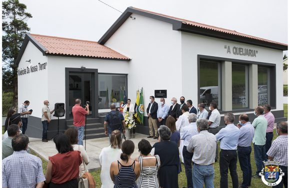 "Município das Velas inaugura Núcleo Museológico dos Nortes ""A Queijaria"""