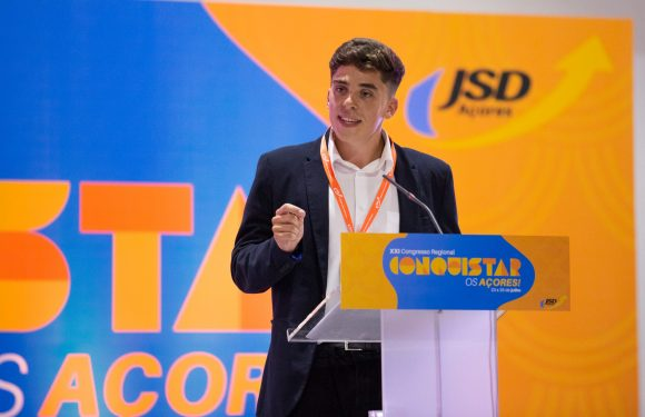Luís Raposo é o novo líder da JSD/Açores