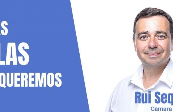 Entrevista a Rui Sequeira – Candidato do PS à Câmara Municipal das Velas (c/áudio)