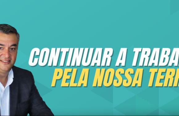 Entrevista a Luís Silveira – Candidato do CDS-PP à Câmara Municipal das Velas c/áudio)