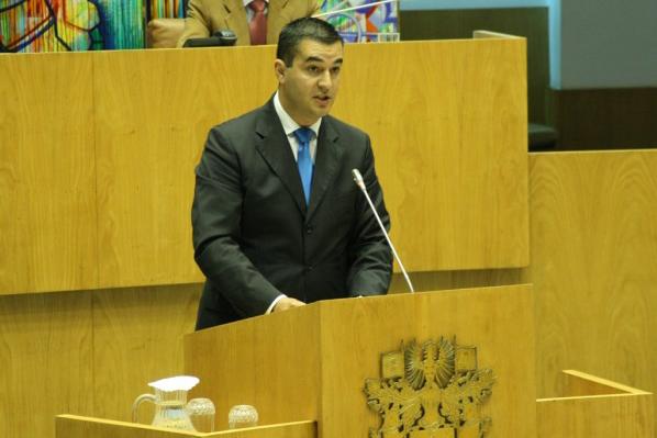 Luis Silveira toma posse este domingo na Camara das Velas