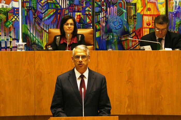 """Gestão de resíduos é """"uma das mais importantes reformas estruturais"""" dos Açores, afirma Neto Viveiros"""