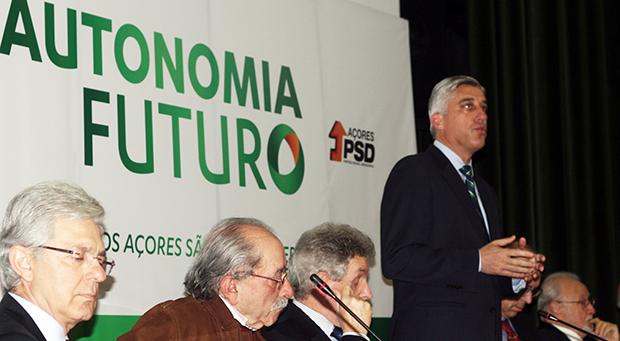 """Duarte Freitas defende """"Melhor Autonomia"""" para os Açores"""