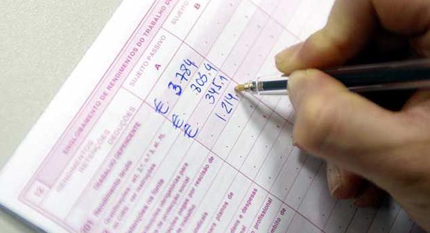 Entrega de IRS em papel começa  este sábado, 1 de março