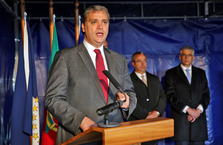 Presidente do Governo destaca importância do futuro entreposto frigorífico para o desenvolvimento do setor das Pescas
