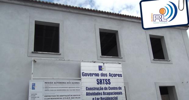 Concurso para recuperação do edifício do CAO e Lar Residencial da Misericórdia de Velas publicado em Diário da República
