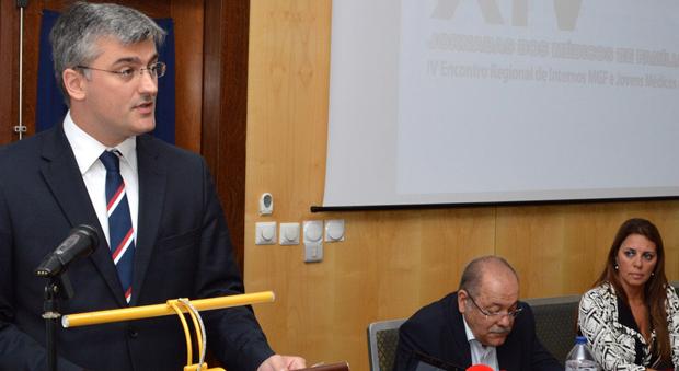 Luís Cabral defende participação dos médicos de família na gestão das unidades de saúde