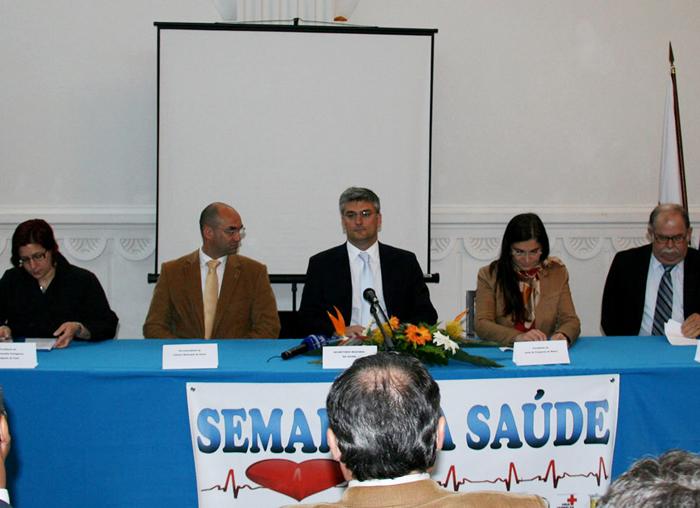 Luís Cabral elogia iniciativas que promovem a saúde
