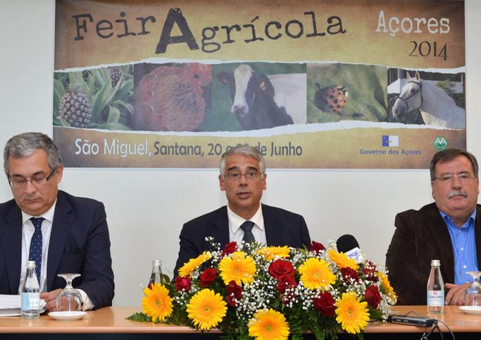 Feira Agrícola Açores potencia agricultura e agricultores da Região