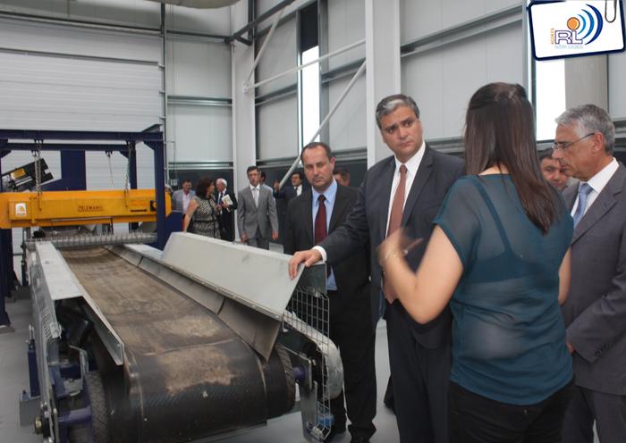 """""""Ainda há um longo caminho a percorrer"""", afirma Décio Pereira em relação ao Centro de Processamento de Resíduos (c/áudio)"""
